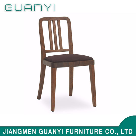 2018 Modern Hot Sale Wooden Furniture Restaurant Sets Dining Chair