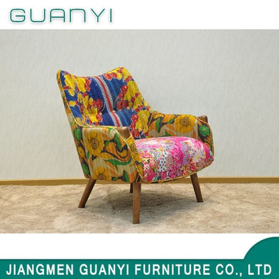 2019 Modern Hotel Wooden Furniture Leisure Chair