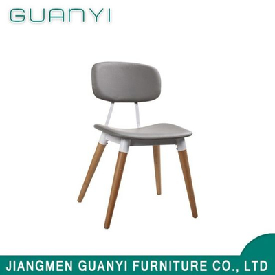 Factory New Products Curved Wooden Dining Chair with Back
