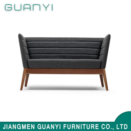 2019 Modern Wooden furniture Bedroom Sofa