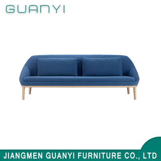 2019 Modern Wooden Furniture Two Seats Hotel Sofa