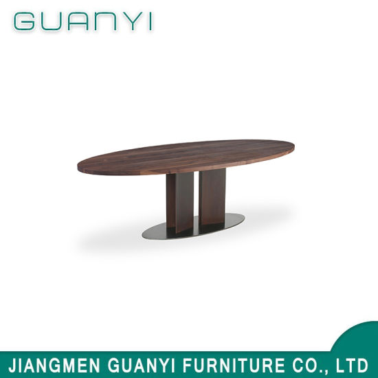 2019 Wooden Restaurant Furniture Dining Sets Office Table