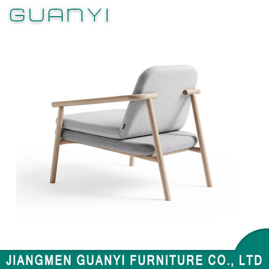 Modern Design Fabric Leisure Chair for Hotel Home Restaurant