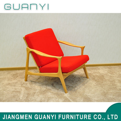 2019 Modern Wooden Furniture Living Room Leisure Chair