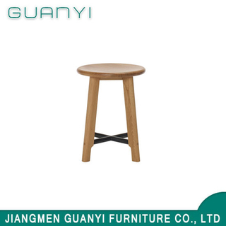 2019 New Modern Wooden Cafe Furniture Stools