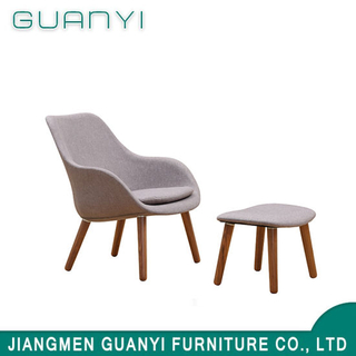 2019 New Wooden Hotel Furniture Leisure Armchair Sets