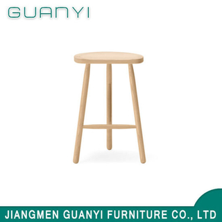 2019 Modern New Wooden Furniture Hotel Bar Stool