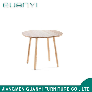 2019 Modern New Wooden Furniture Cafe Side Table