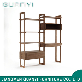 2019 Modern Wooden Furniture Storage Bedroom Bookcase