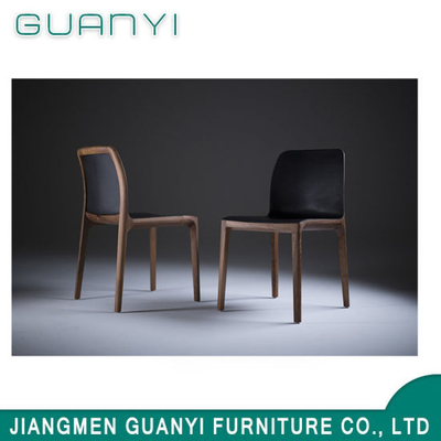 Modern Style Wood Elegant Restaurant Dining Chair