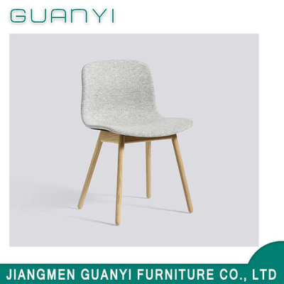 Modern White Design Wooden Home Use Furniture Hotel Chair