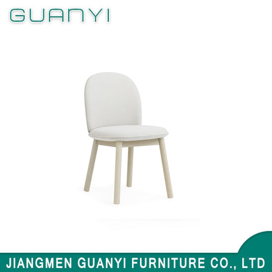 2018 Modern New Arrival White Restaurant Hotel Dining Chair